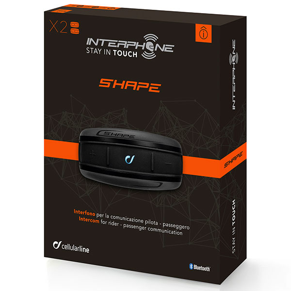 Interphone Shape Twin, Verpackung