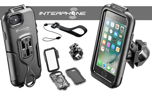 Interphone Halter für iPhone: 6, 6s und7