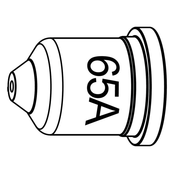 Punta 65 Amp Pmx 65/85 Hypertherm — Arcoweld