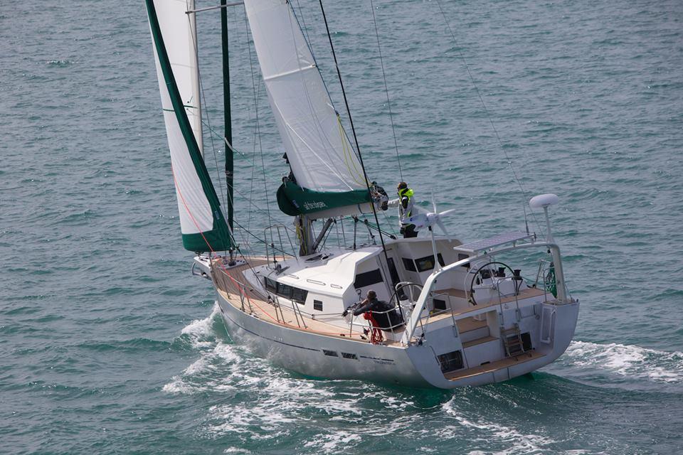 Garcia Exploration 45 A New Great Sailing Boat Designed