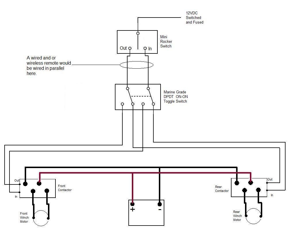 wiring diagram for warn atv winch nest thermostat uk rear page 2 arcticchat arctic cat forum