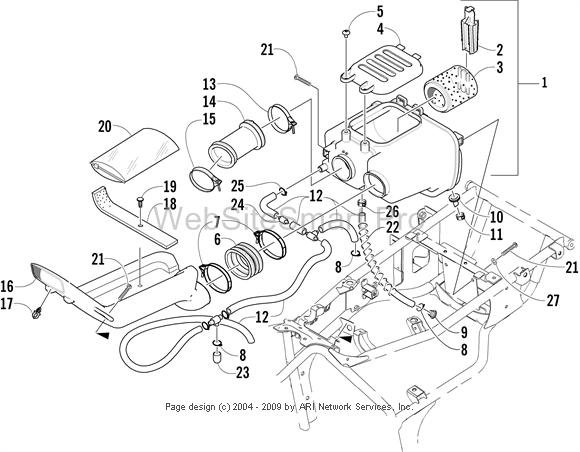 2007 Arctic Cat 500 Atv Wiring Diagram. Diagram. Auto