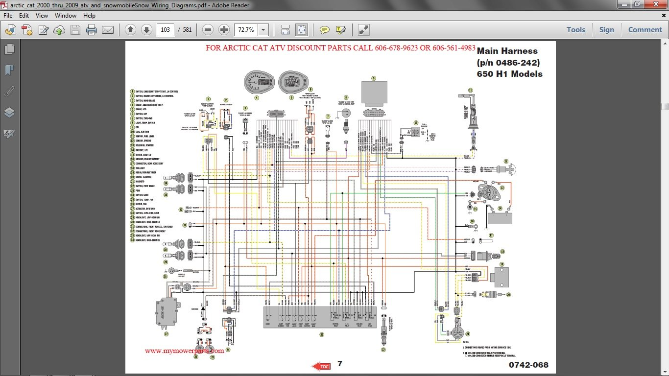 arctic cat atv winch solenoid wiring diagram yamaha mio soul i 125 polaris switch get free image about