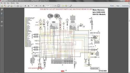 small resolution of arctic cat 650 h1 wire diagrams 1 wiring diagram source arctic cat 650 h1 wiring diagram