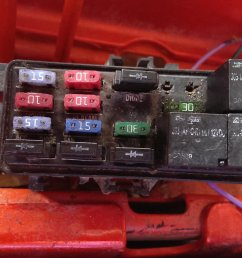 honda 300 fuse box wiring diagram forward honda 300 fourtrax fuse box [ 2500 x 1414 Pixel ]