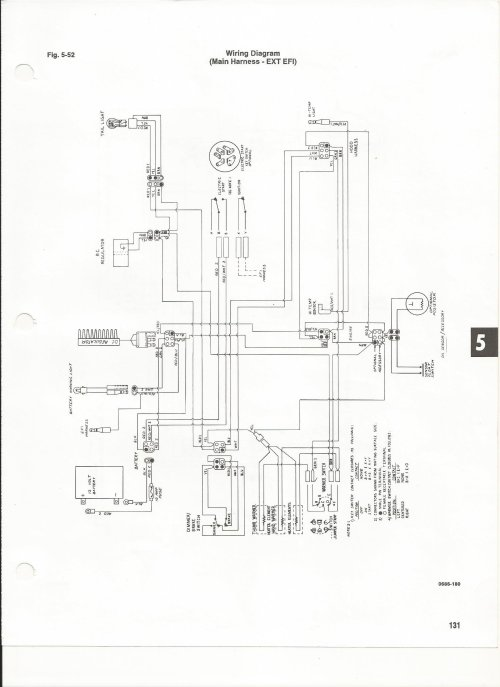 small resolution of 93 wildcat wiring diagram wiring diagram third level rh 15 14 jacobwinterstein com bobcat 3400 wiring diagrams arctic cat wiring diagram