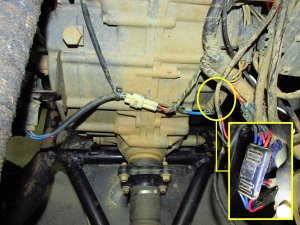 How To Wire Up An Automatic Reverse Light  Page 2  ArcticChat  Arctic Cat Forum