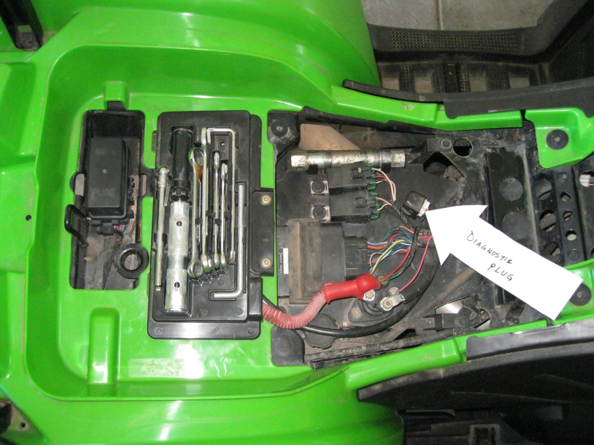 hight resolution of kawasaki kfx 700 fuse box location wiring diagram note kfx 700 wiring diagram