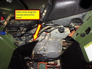 NO SPARK 2004 400 manual  ArcticChat  Arctic Cat Forum
