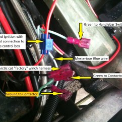 Warn Winch Contactor Lawn Boy 10685 Parts Diagram Wireless Kit (pn:74500) With Ac - Arcticchat.com Arctic Cat Forum