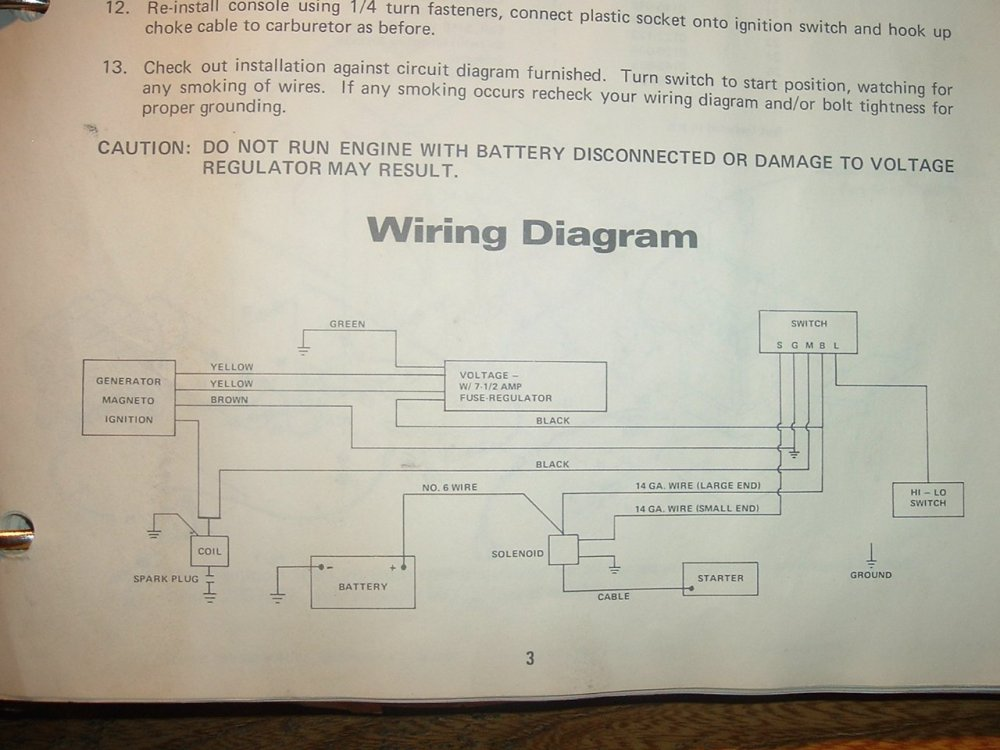 medium resolution of anyone wiring diagram for 1971 panther 399 kohler arcticchat com rh arcticchat com 1967 arctic cat
