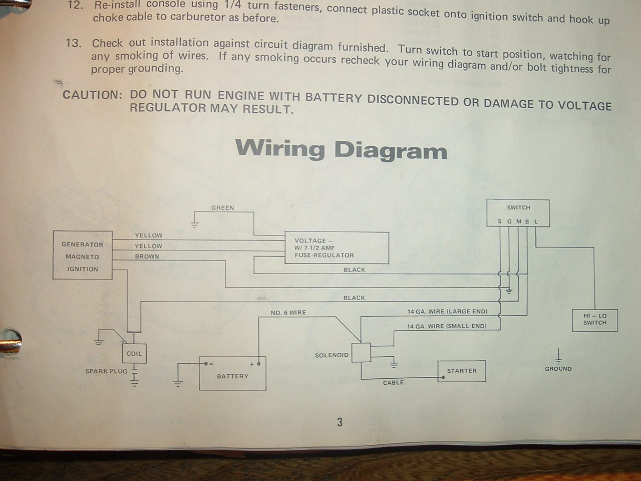 hight resolution of kohler command voltage regulator wiring diagram wiring libraryclick image for larger version name elect start 4 jpg views