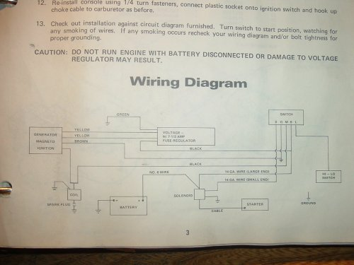 small resolution of kohler command voltage regulator wiring diagram wiring libraryclick image for larger version name elect start 4 jpg views