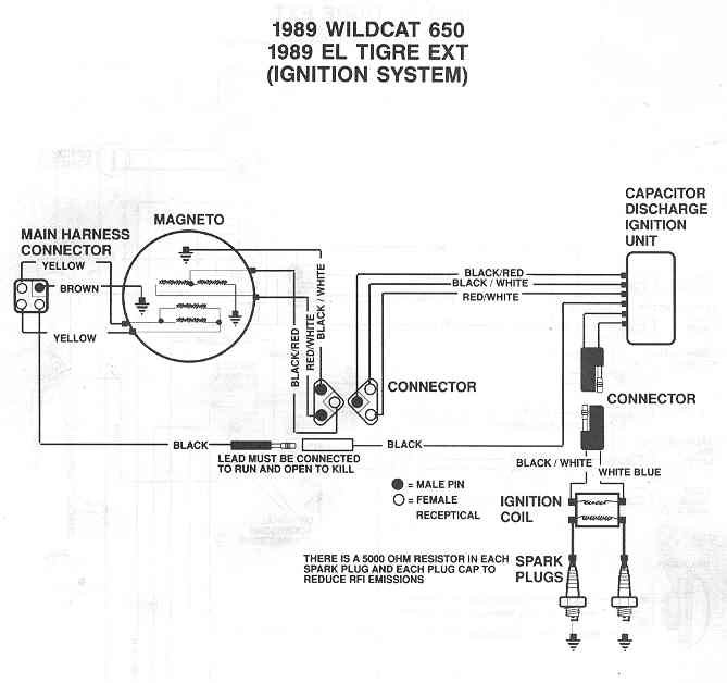 Arctic Cat Wildcat 700 Efi Wiring Diagram 1991 Eltigre Ext Wiring Diagram Arcticchat Com Arctic