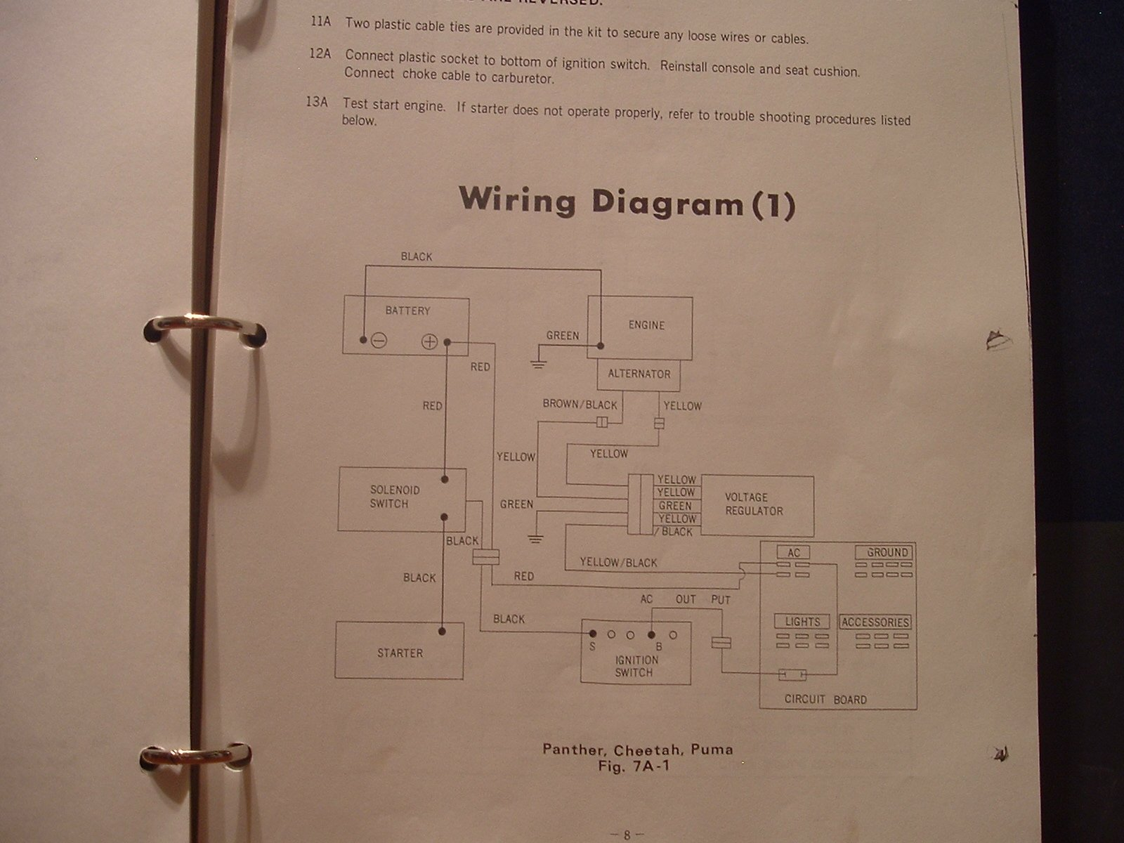 hight resolution of 95 puma arctic cat wiring diagram wiring diagram todays 1999 arctic cat zr 500 snowmobile wiring