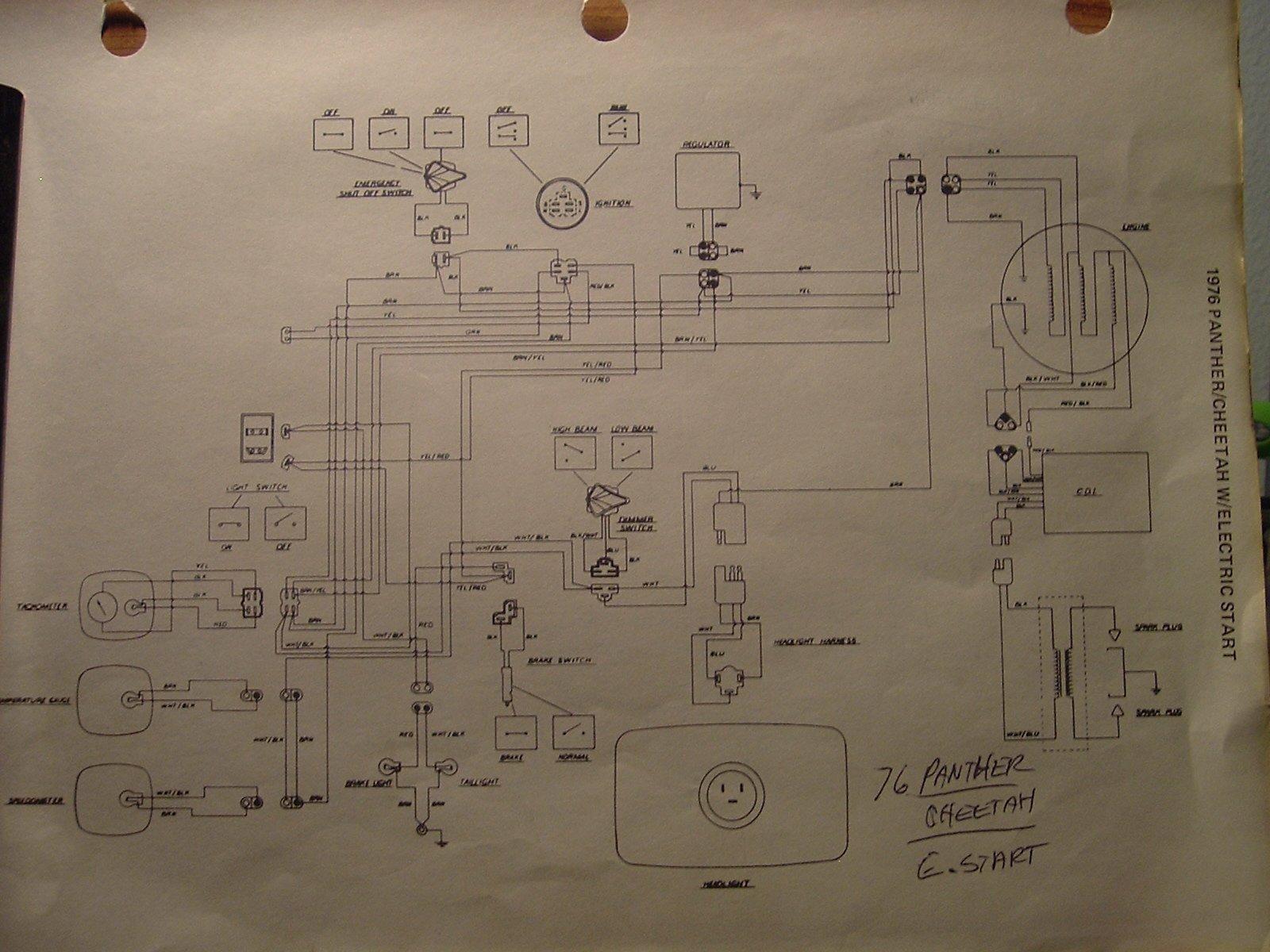 hight resolution of  wiring diagram 1996 arctic cat 440 wire center u2022 arctic cat 500 wiring diagram 2000