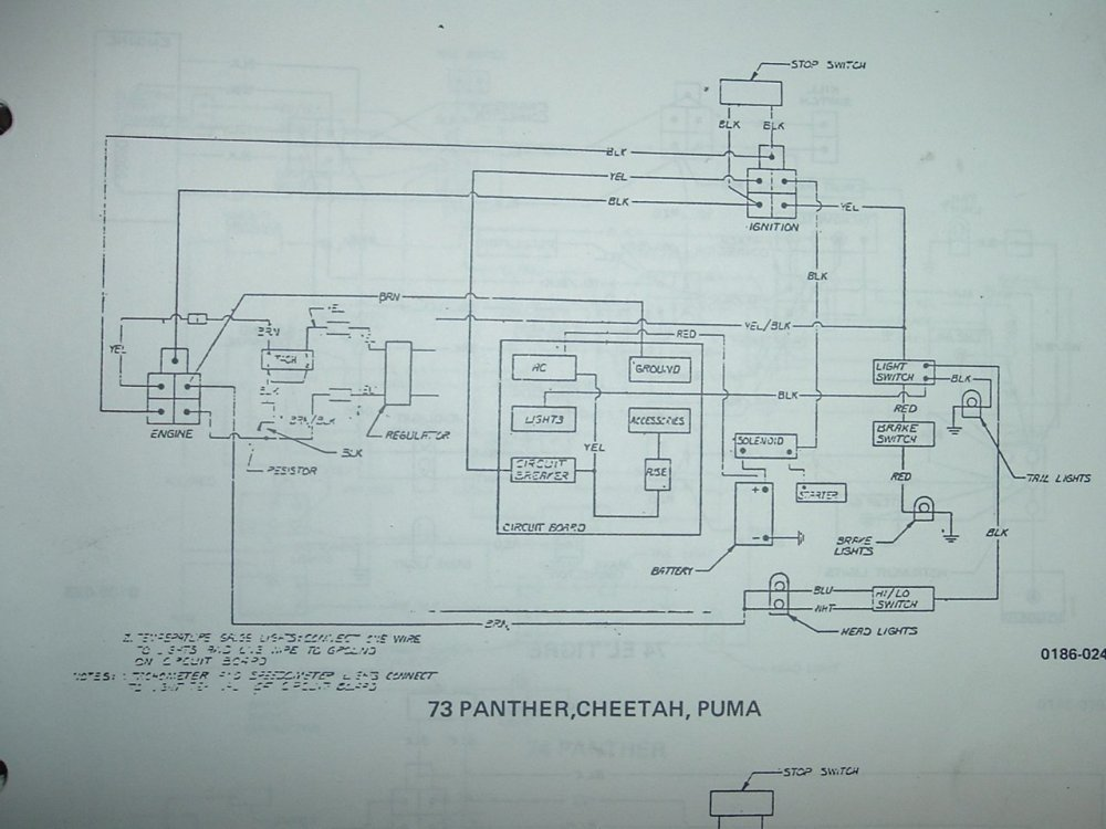 medium resolution of 1973 arctic cat cheetah 440 wiring diagram 42 wiring 1974 arctic cat panther wiring diagram 1973