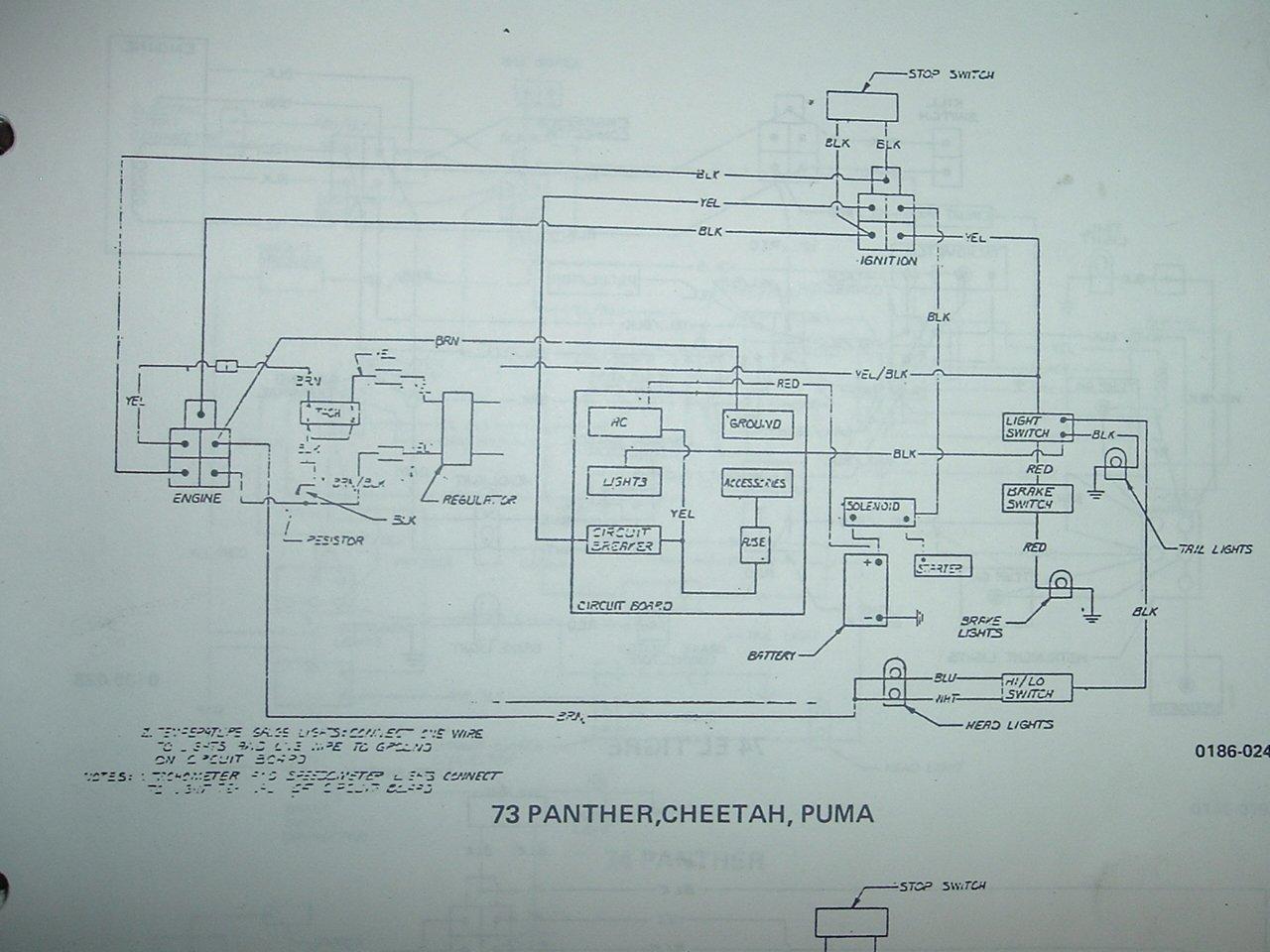 hight resolution of 1973 arctic cat cheetah 440 wiring diagram 42 wiring 1974 arctic cat panther wiring diagram 1973