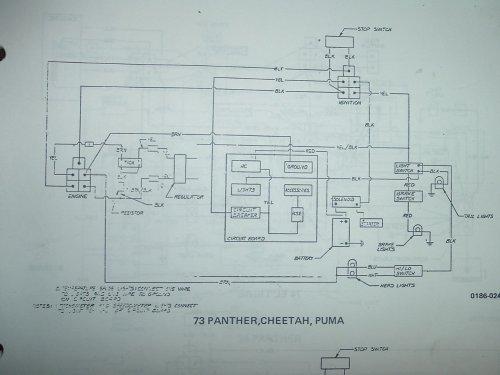 small resolution of 1973 arctic cat cheetah 440 wiring diagram 42 wiring 1974 arctic cat panther wiring diagram 1973