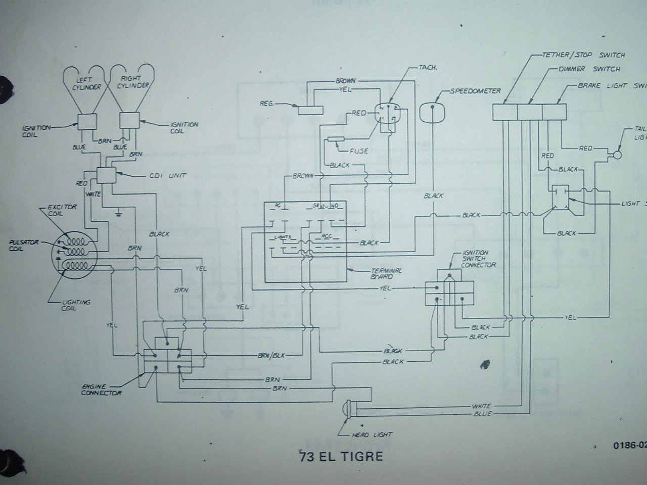 hight resolution of 73 cheetah wiring diagram wiring diagram blog 73 cheetah wiring diagram