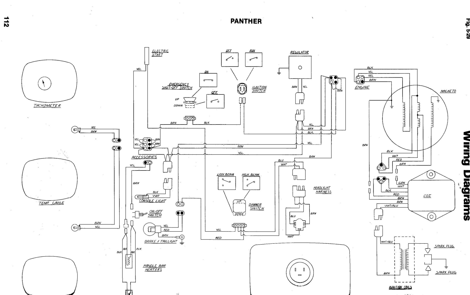 hight resolution of 95 puma arctic cat wiring diagram wiring library rh 33 skriptoase de 1972 arctic cat puma