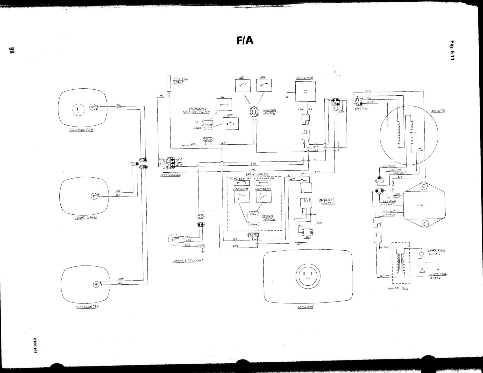 hight resolution of 1997 arctic cat 580 ext wiring diagram wiring diagrams bib