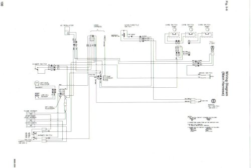 small resolution of suzuki lt 300 wiring diagram wiring diagram source suzuki atv wiring colors suzuki atv wiring