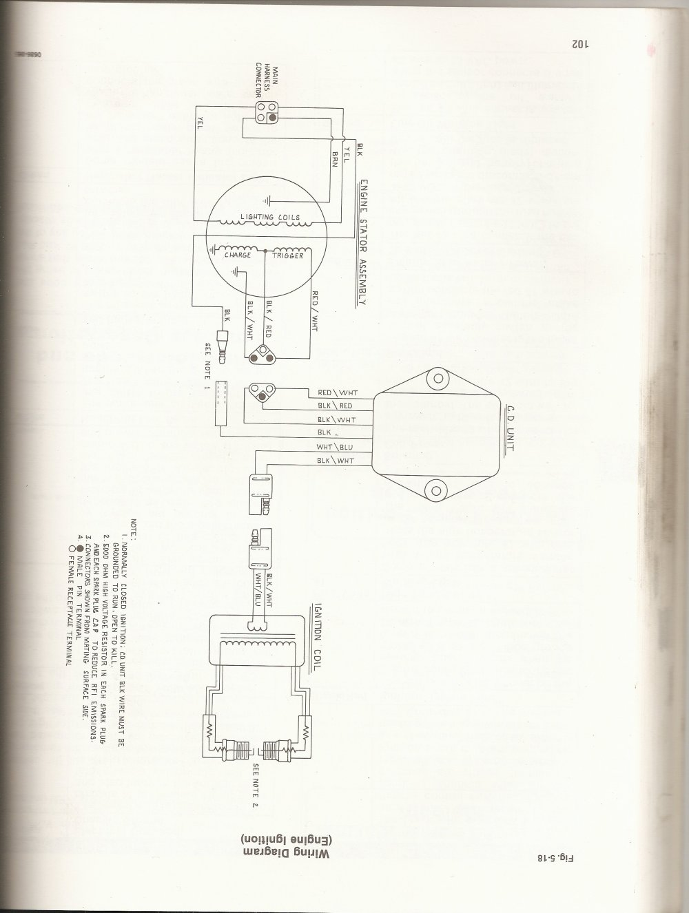 medium resolution of 1992 wildcat wiring diagram arcticchat com arctic cat forum monitor wiring diagram 1991 wildcat wiring diagram