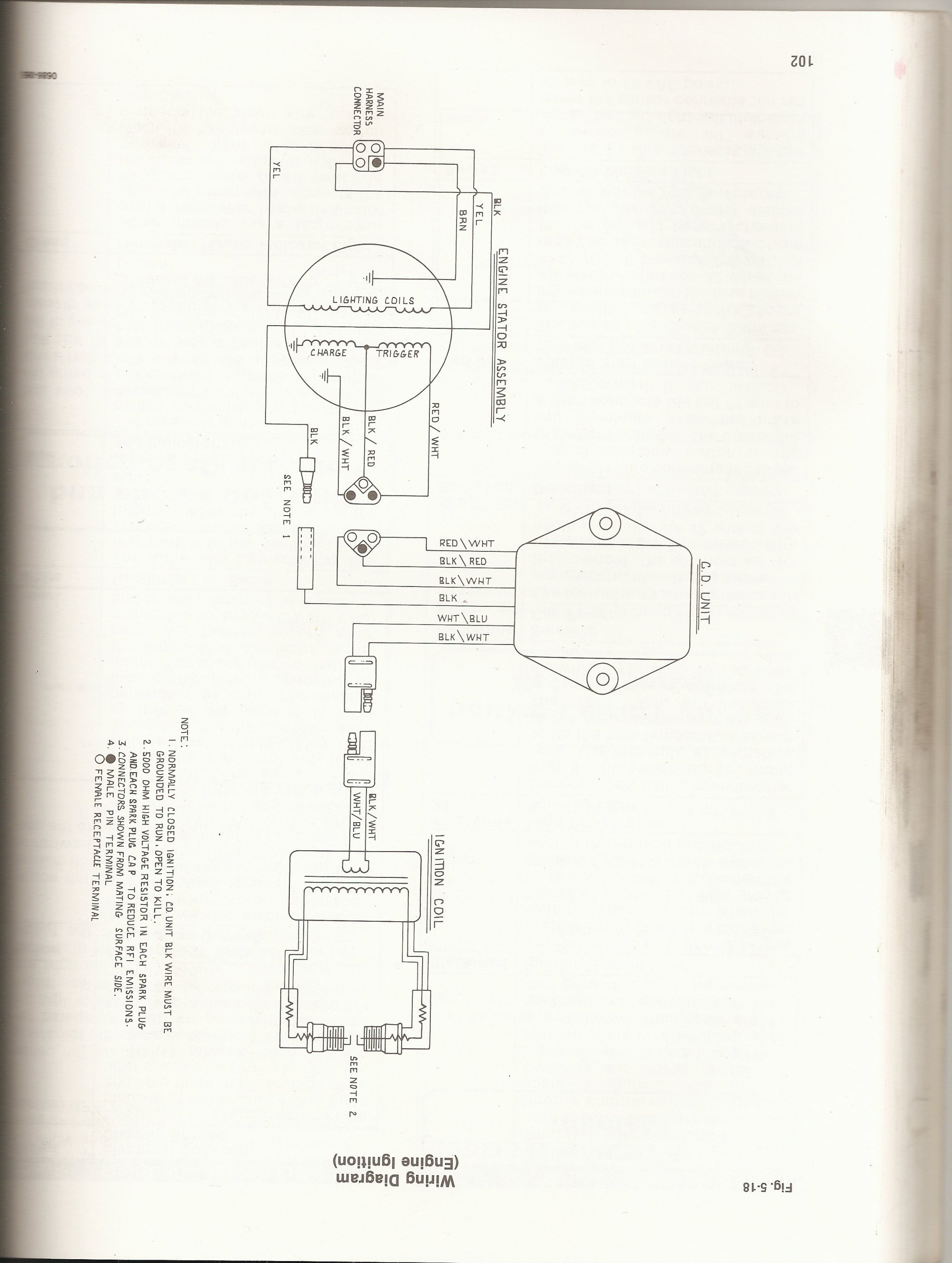 hight resolution of 139506d1198506633 1992 wildcat wiring diagram scan0014 arctic cat jag wiring diagram for 1979 wiring diagrams arctic