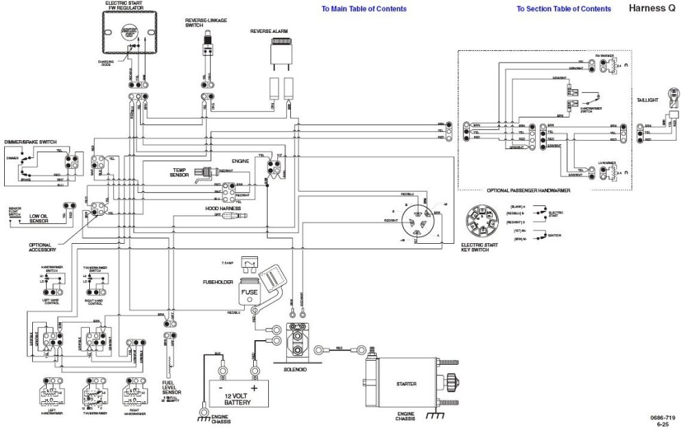 medium resolution of rzr 800 wiring diagram