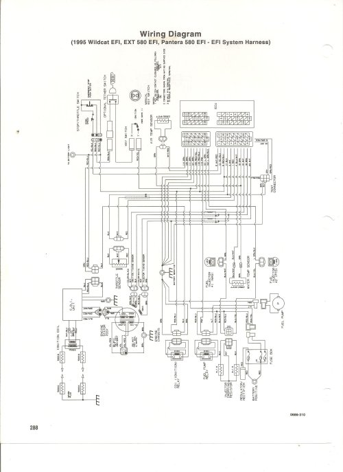 small resolution of 1995 arctic cat jag 440 wiring diagram circuit connection diagram u2022 arctic cat jag parts