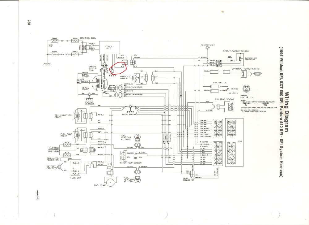 medium resolution of 02 polari 500 sportsman wiring diagram