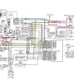 wiring diagram for suzuki quadrunner wiring diagram used [ 2500 x 1649 Pixel ]