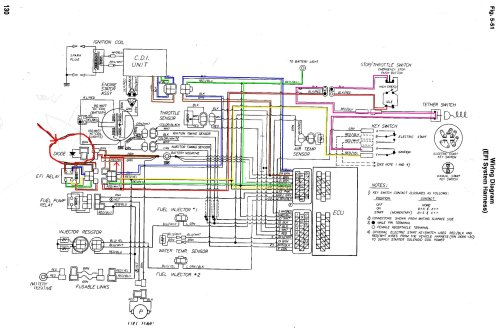 small resolution of 550 efi wiring arcticchat com arctic cat forum 2003 yamaha grizzly 660 wiring diagram