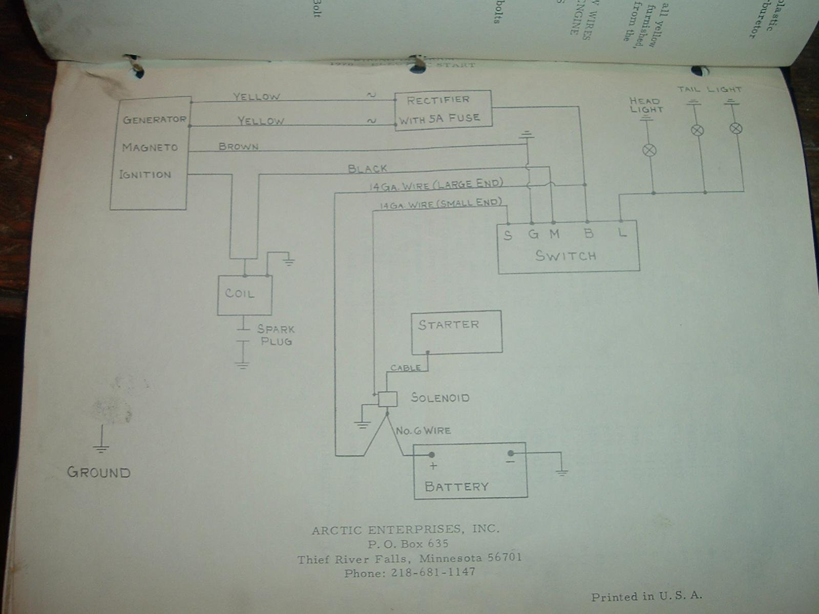 hight resolution of 1988 wildcat wiring diagram just wiring data rh ag skiphire co uk arctic cat