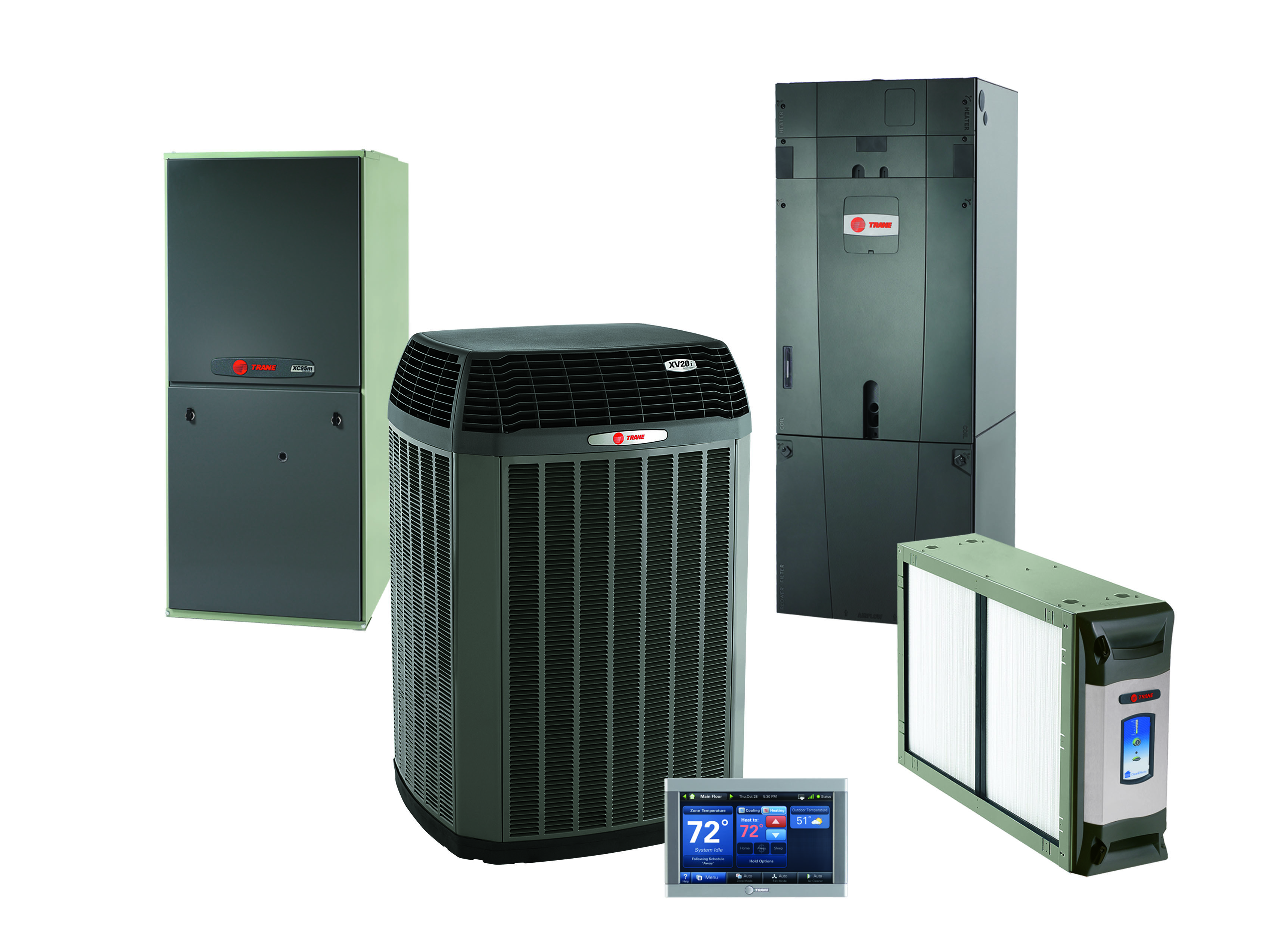 Home Air Conditioner Replacement