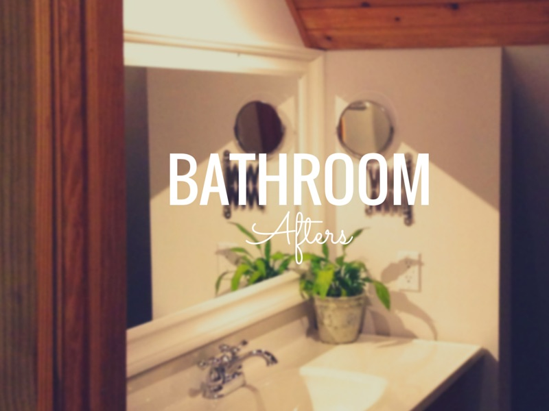 ARCTICdeco.com: Bathroom Afters