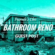 Pascale's Chic Bathroom Reno – Guest Post