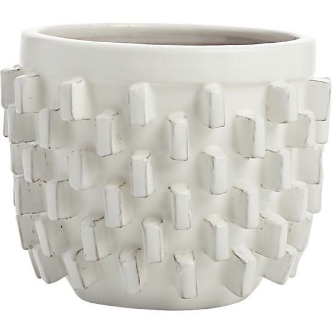 ARCTICdeco.com: Abstract planters from CB2