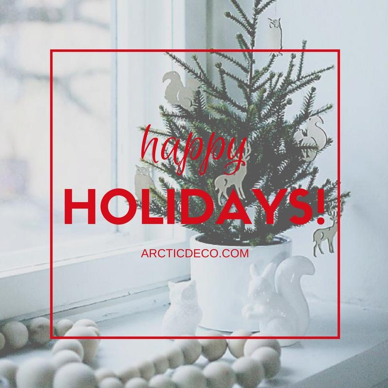 ARCTICdeco.com: Happy Holidays