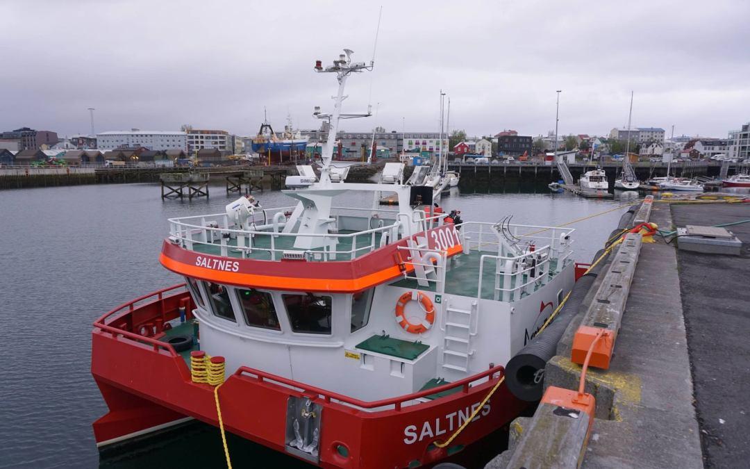 Nýr þjónustubátur í flota Arctic Fish
