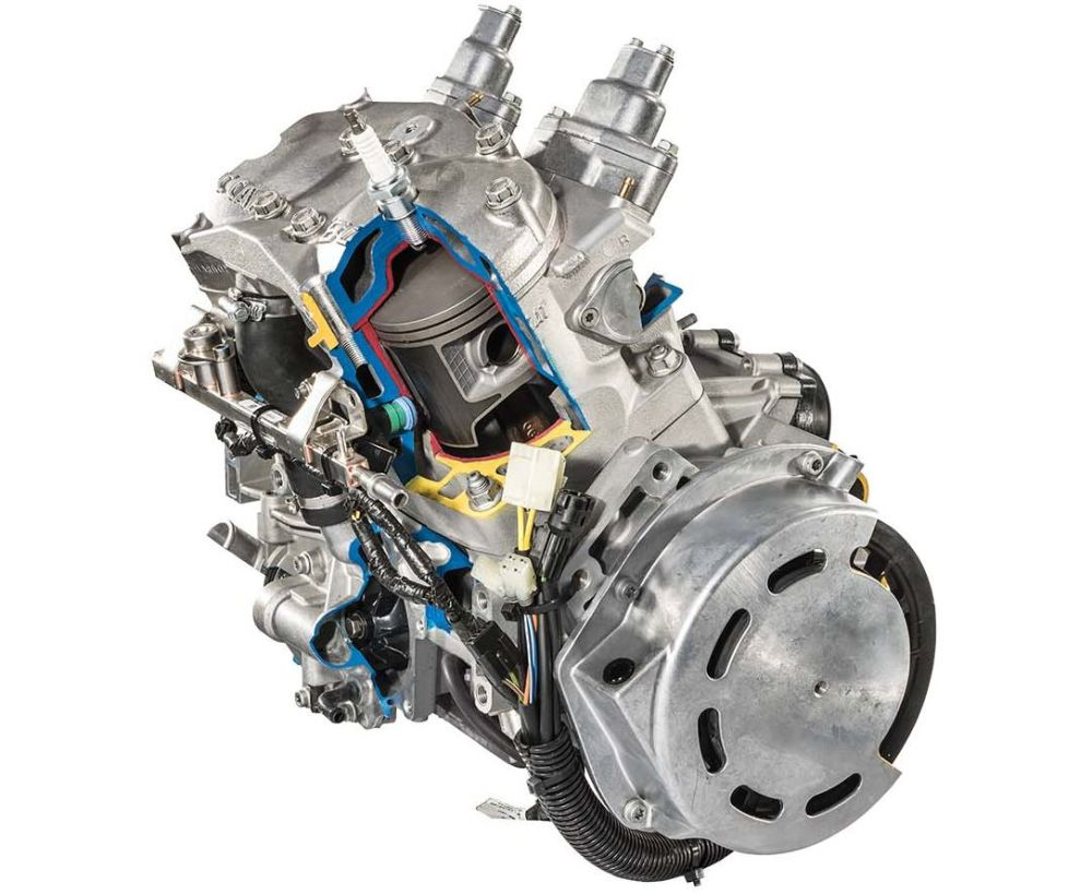 medium resolution of arctic cat c tec2 800 engine for 2018 photo at arcticinsider com