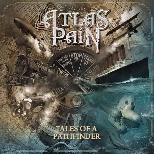 ATLAS PAIN album2019