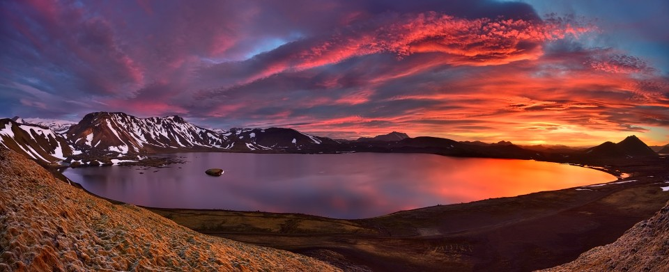 Late Fall Wallpaper Nature 2018 Iceland Adventure Summer Photo Tour Arctic Photo