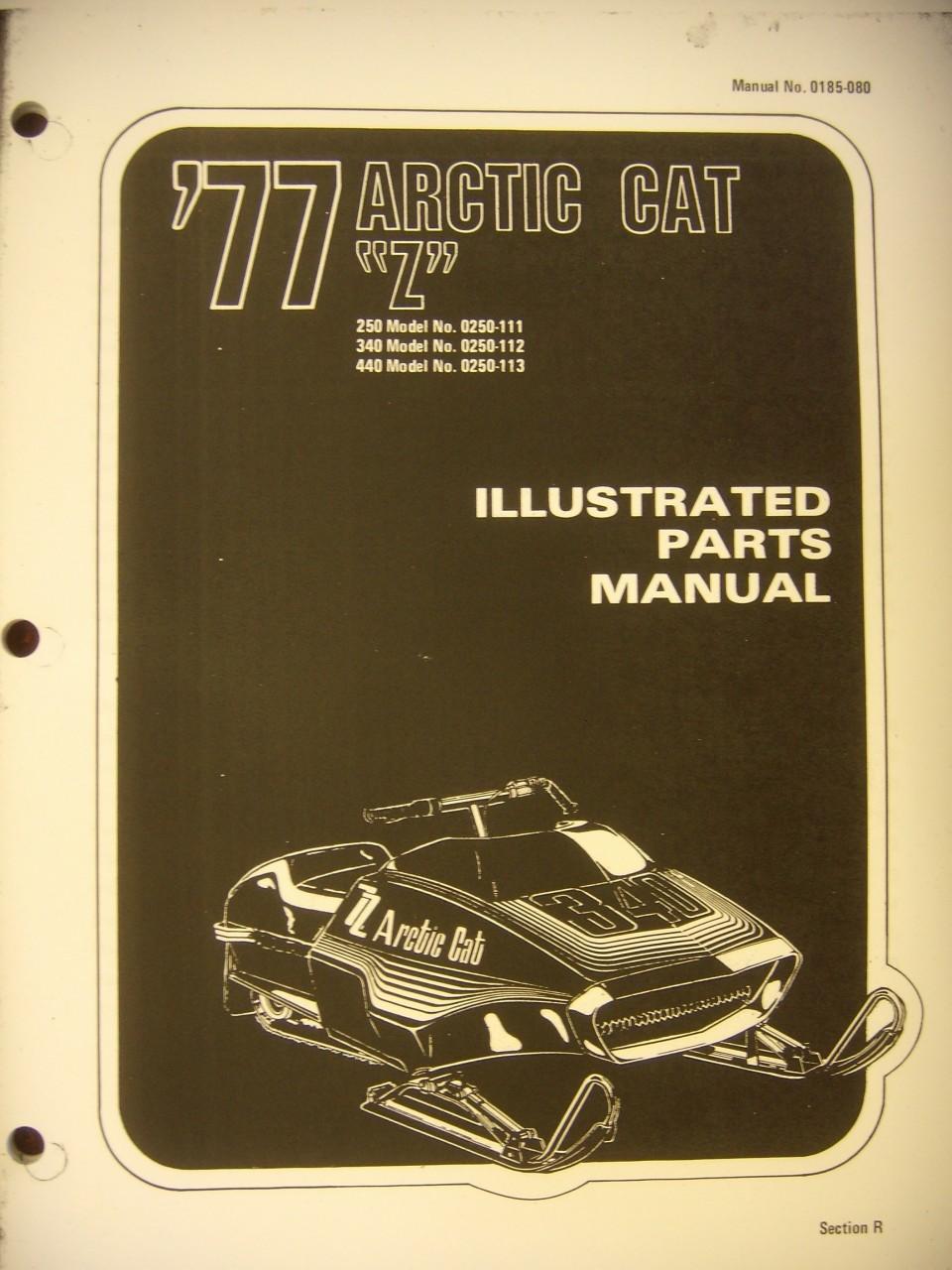 hight resolution of  1977 z parts manual arctic cat reproduction parts nos arctic cat parts arctic 1973 arctic cat 1973 arctic cat cheetah 440 wiring diagram