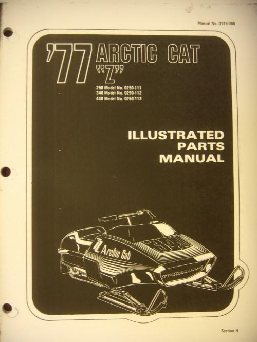 small resolution of  1977 z parts manual arctic cat reproduction parts nos arctic cat parts arctic 1973 arctic cat 1973 arctic cat cheetah 440 wiring diagram