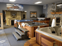 Hot Tub Store In Iron Mountain Michigan - Fireplace North