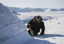 Lost Art In Arctic Igloo Making - Today