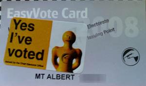 Yes I've voted!