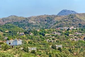 Argiroupoli eagle eye view